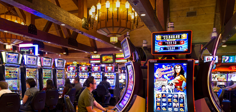 Different Kinds of Slot Games Online To Try Your Luck